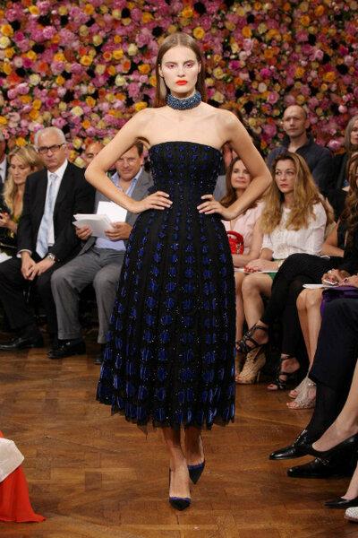 FOTOS: Dior @ Fashion Week Paris Haute Couture 2012