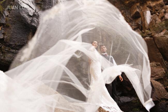 Una hermosa sesión de fotos Trash the Dress en Aguascalientes - Foto Juan Luis Photographer