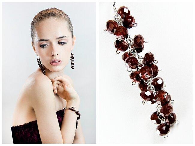 Biżuteria wieczorowa z kolekcji Fulara&Żywczyk 2012