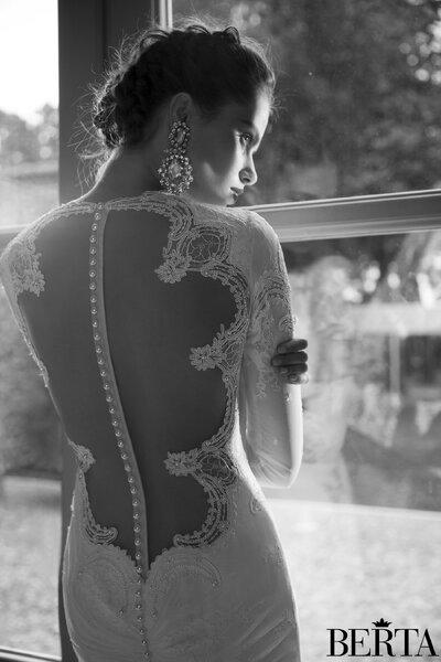 Berta Bridal 2014 Winter.