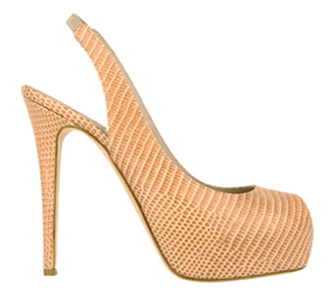 Zapatos para novias e invitadas de Le Silla 2012