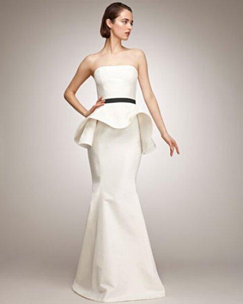 Suknia ślubna Isaac Mizrahi dla The Aisle Spring 2012