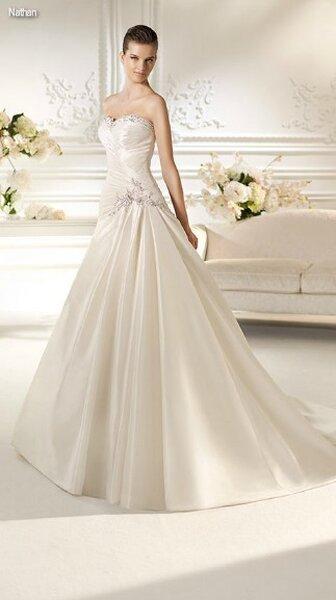 Abiti sposa 2013 Collezione W1 WHITE ONE. Foto: www.whiteone.es
