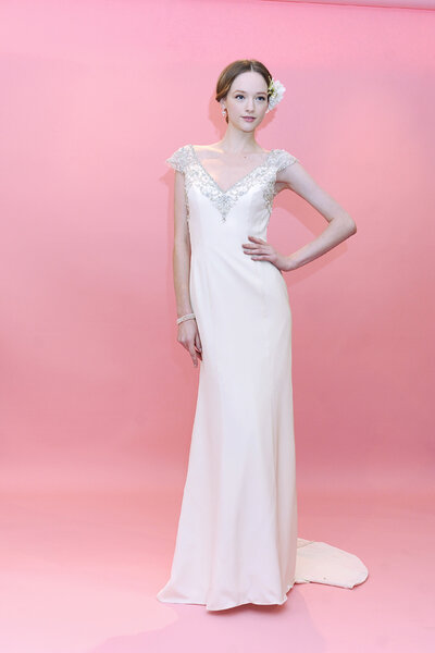 Badgley Mischka collectie bruidsmode 2013