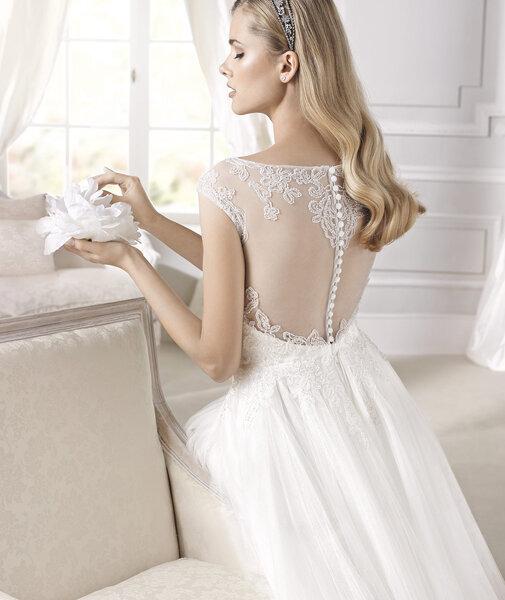 La Sposa 2015 Modern Bride - Modello EDELMA