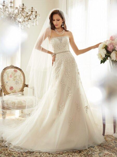 Vestidos de novia 2015 de Sophia Tolli