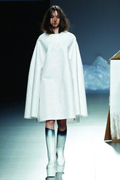 Ernesto Naranjo. Foto: Mercedes Fashion Week Madrid Otoño/Invierno 2014-2015