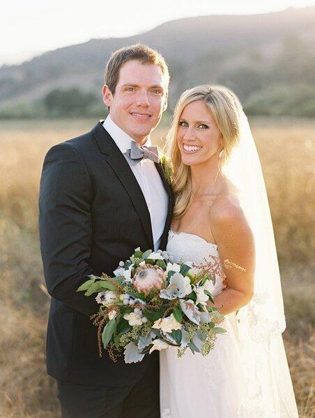 La mejor boda al aire libre - Foto Lane Dittoe