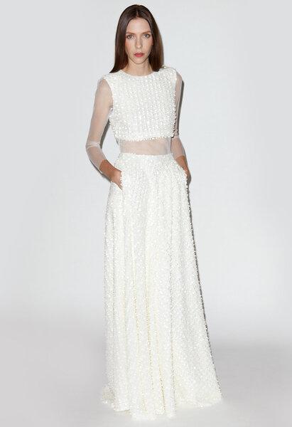 Suknia ślubna z kolekcji Houghton 2014