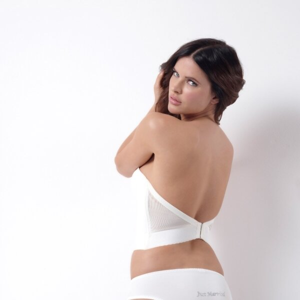 lingerie de mariage majarretierefr bustier - Sous Vetement Bustier Mariage