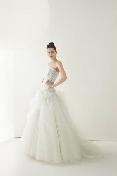 Vestido de noiva Le Rose & Co. Spose. Foto: Foto: www.lerosespose.it