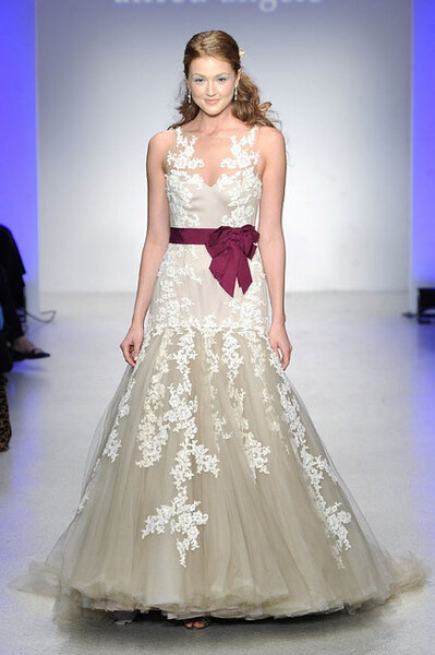 Photo: Alfred Angelo 2013