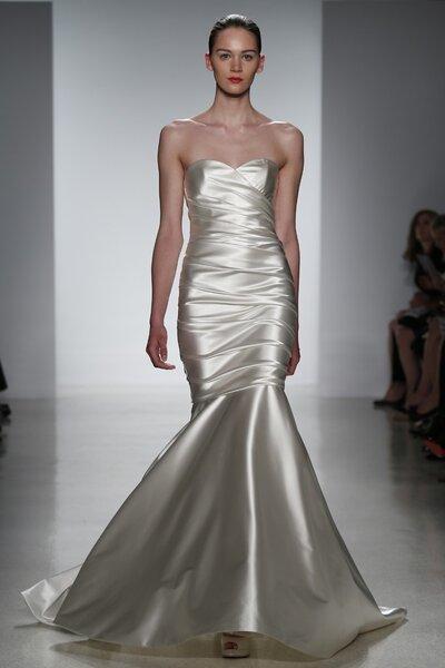 Foto: Kenneth Pool 2015  - New York Bridal Week