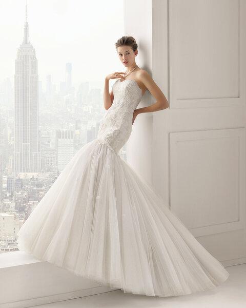 Свадебное платье Sabor, Rosa Clará