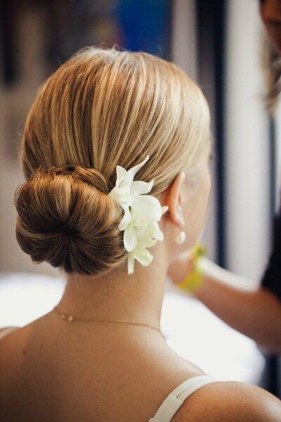 Frisuren für die Hochzeit - Einblicke