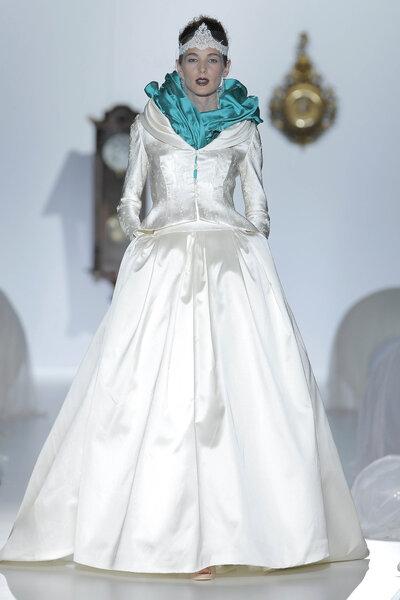Colección Vestidos de novia Raimon Bundó 2014