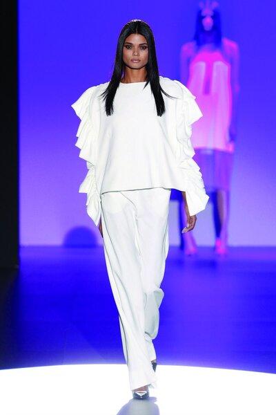 Juana Martín Otoño/Invierno 2014. Foto: Mercedes Fashion Week Madrid.