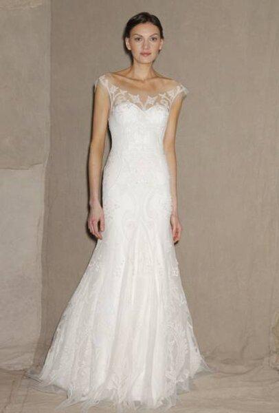 Vestido de noiva Lela Rose da coleção Primavera 2013