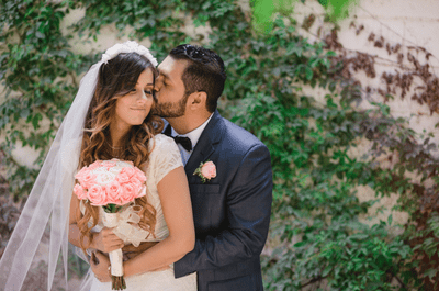 Real Wedding: El ejemplo perfecto de cómo tener una boda con estilo vintage