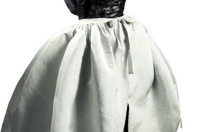 Conoce los vestidos de novia y fiesta de Cristóbal Balenciaga