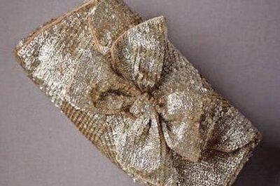 Bolsos de mano para novias de BHLDN
