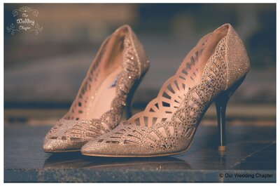5 reasons to get custom wedding shoes