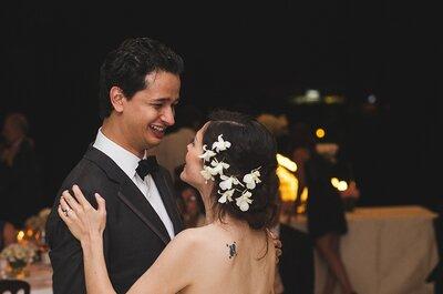 La encantadora boda de Rosa y Jonathan en Guadalajara, Jalisco