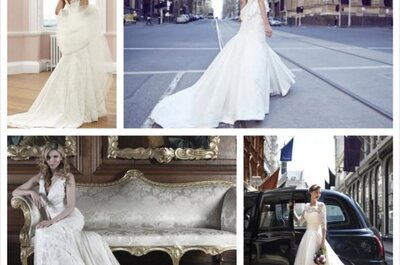 ¡Acompáñanos al paraíso de la novias! ¿Que esperar de la White Gallery 2014 de Londres?
