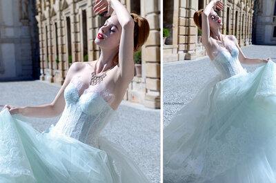 Aimeè 2015: Bridal glamour in pure Italian style