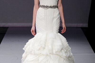 Rivini Fall 2012 Bridal Collection of Lavish & Luxurious Wedding Dresses
