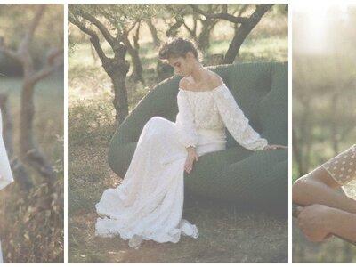 Robes de mariée Donatelle Godart 2017 : éloge de la féminité à travers un style onirique et aérien