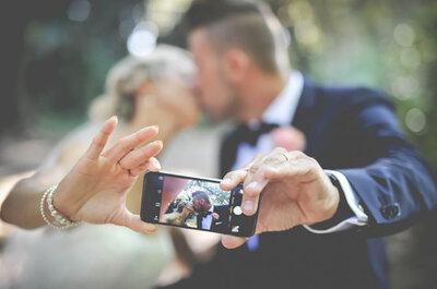 Los 9 tips imprescindibles para tener una boda 2.0