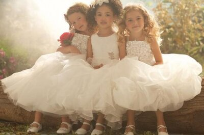 Vestidos de fiesta para niñas: tendencias de verano