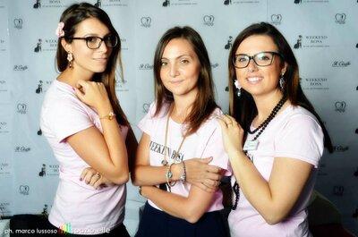 Weekend Rosa: Zankyou supporta l'iniziativa a favore del mondo femminile