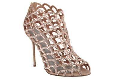 Najważniejsze modele błyszczących butów ślubnych