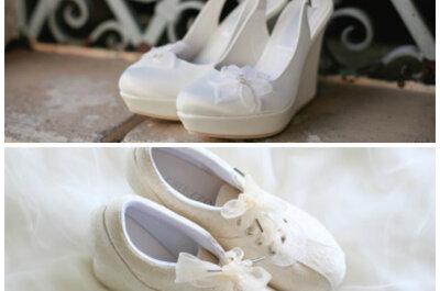Las 10 mejores tiendas de zapatos para novias en Santiago de Chile