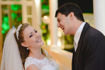 Andrea e Carlos Henrique:  casamento judaico MARAVILHOSO no Rio de Janeiro