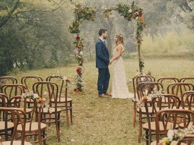 Romantische Herbst-Hochzeiten: Vor- und Nachteile einer Hochzeit im Indian Summer