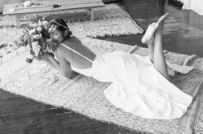 La tendance «effortless chic»: une mariée belle au naturel