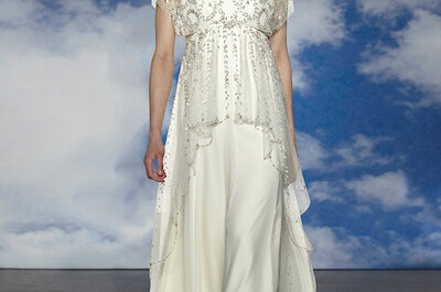 Suknie ślubne 2015 z New York Bridal Week
