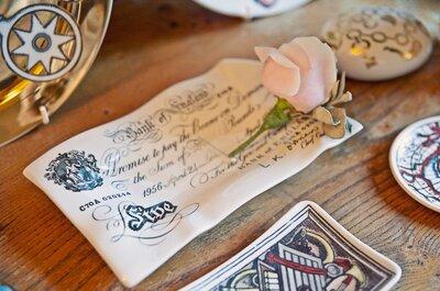 #MartesDeBodas: Todo sobre la tendencia vintage para bodas 2013