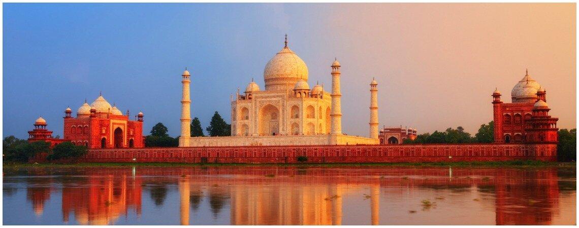 Descubre el exótico país de la India durante tu luna de miel