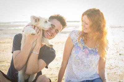 Tener un perro al principio de una relación, sus ventajas e inconvenientes