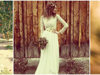 Las 5 ventajas de celebrar tu boda en otoño