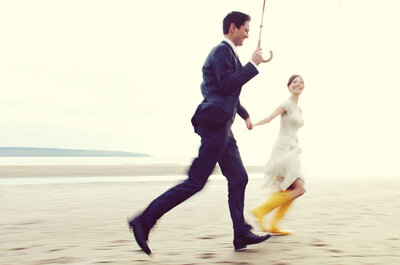 Backup plans for your outdoor weddings