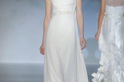 Vestidos de novia clásicos para 2014