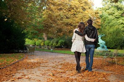 Los mejores destinos para tu luna de miel en otoño