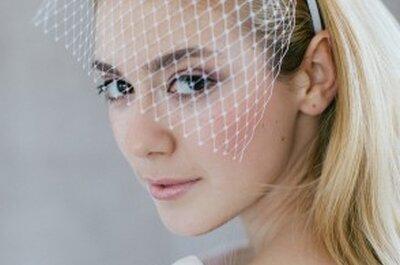 Accesorios de novia 2013 de Belle Julie con inspiración retro