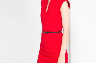 Krótkie suknie dla gości weselnych 2015! Koniecznie zobacz!