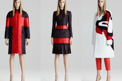 Non solo Amal: l'invitata 2015, firmata McQ by Alexander McQueen